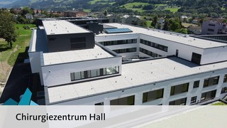 Chirurgiezentrum Hall